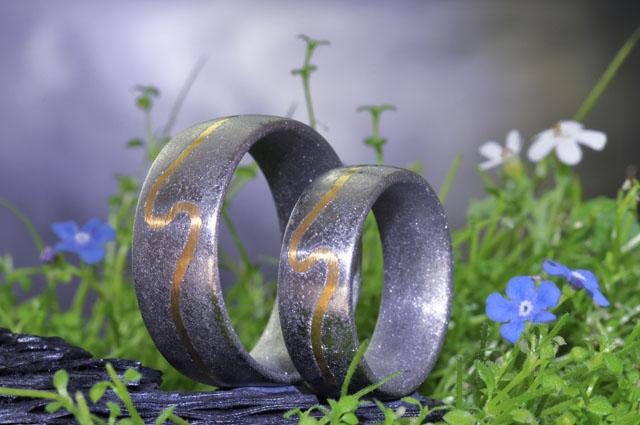 Trauringe-der-besonderen-Art: Hochzeit und Heirat für das Brautpaar